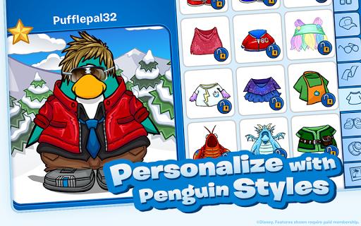 Club Penguin screenshot 5