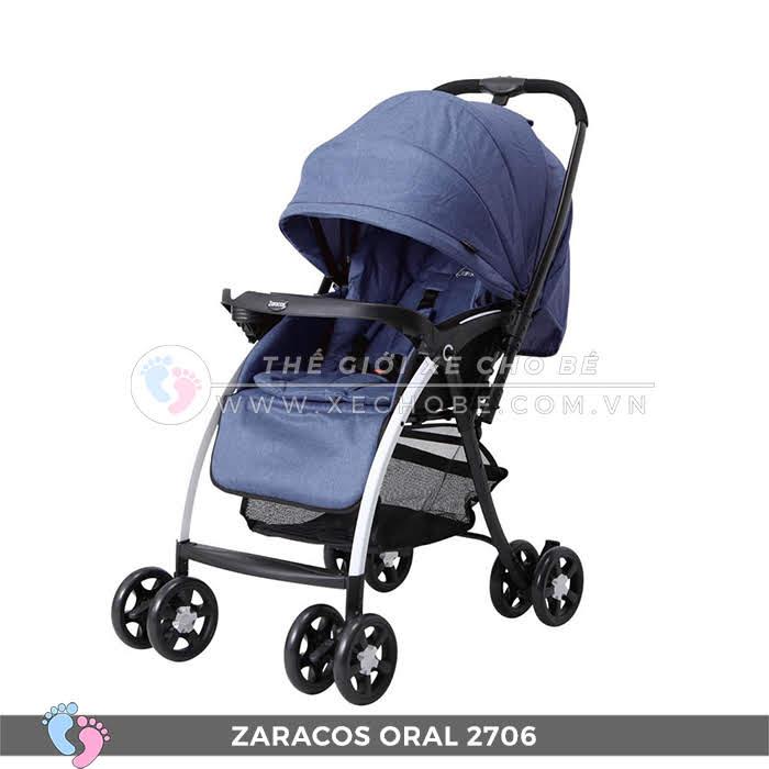 Xe đẩy 2 chiều Zaracos ORAL 2706 3