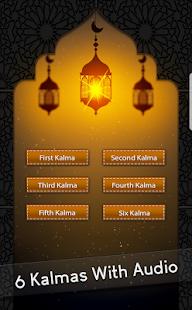 Six Kalima of Islam - náhled