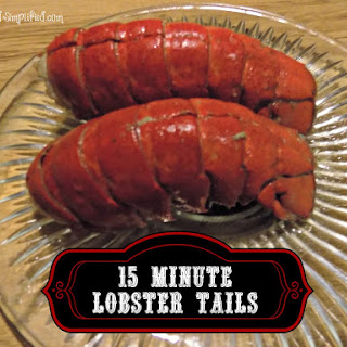 15 Minute Lobster Tail Recipe