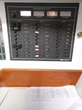 Photo: Properly sized and organized breakers with labels in Pilgrim's panel.