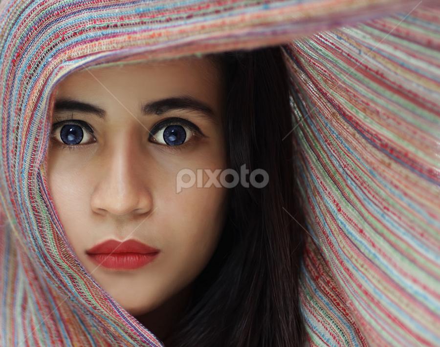 # Putri # by Dhani Photomorphose - People Portraits of Women