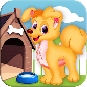 Pet Doctor - Puppy Care, Feed & Dress Up