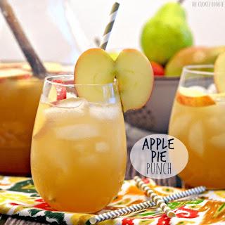 Apple Pie Punch.