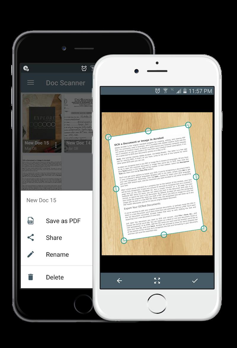 Document Scanner - PDF Creator Screenshot 5