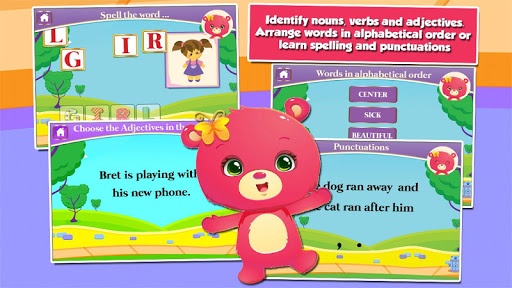 Second Grade Learning Games 3.15 screenshots 4