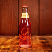 Q Soda Grapefruit 198ml