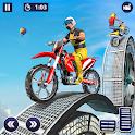 Bike Stunt Racing 3D Bike Games - Free Games 2021 icon