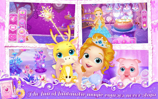 Princess Libby: Dream School 1.1 screenshots 2
