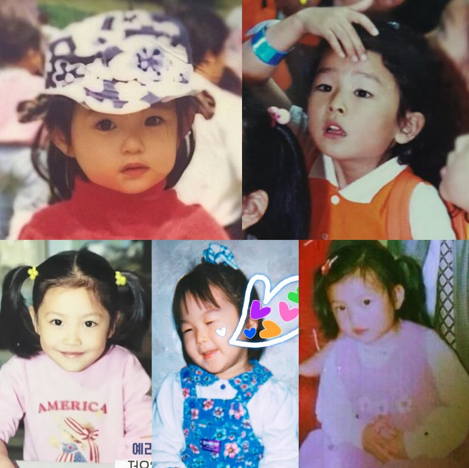 idol baby photos redvelvet