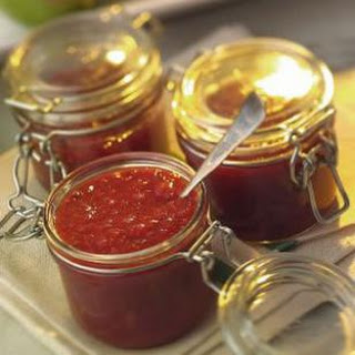 Low-Sugar Plum Spread