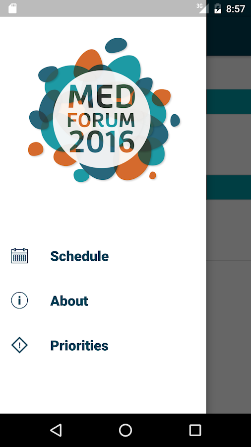 MED FORUM 2016- screenshot
