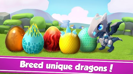Dragon Mania Legends APK screenshot thumbnail 3