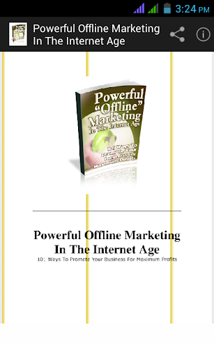 Powerful Offline Marketing