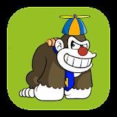 Flying Donkey Kong