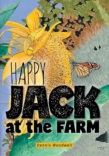 Happy Jack at the Farm cover