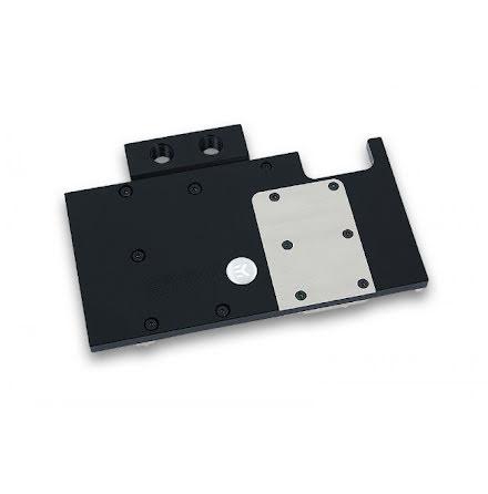 EK vannblokk for skjermkort, EK-FC R9 Fury X - Acetal+Nickel