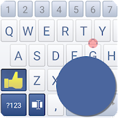 ai.keyboard theme for Facebook