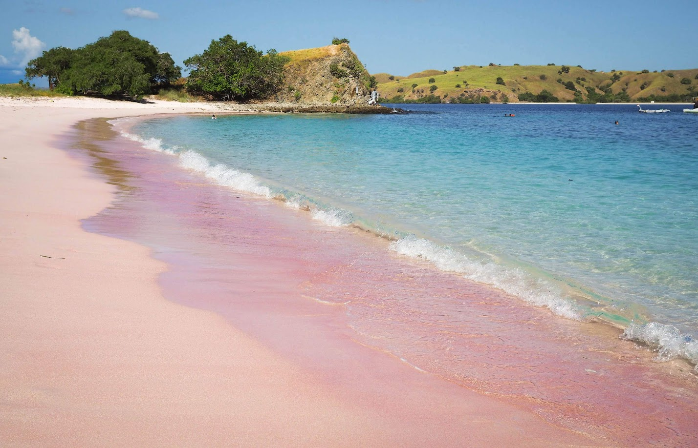 Pink Beach, Komodo National Park