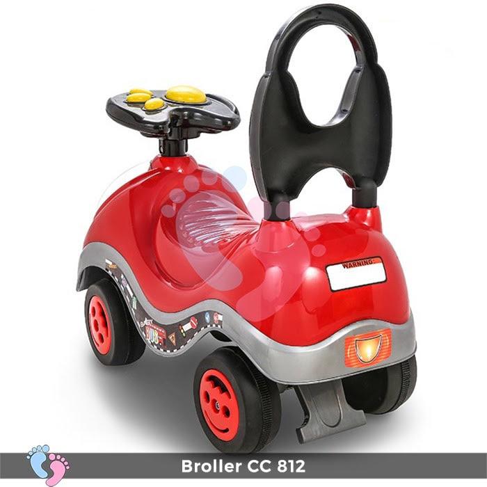 Xe chòi chân trẻ em Broller CC YH-812 3