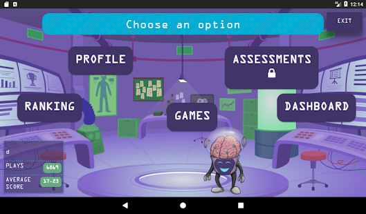 Brain School- screenshot thumbnail