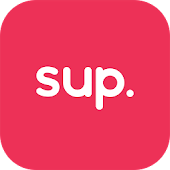 "Sup - ""Sup"" nearby friends"