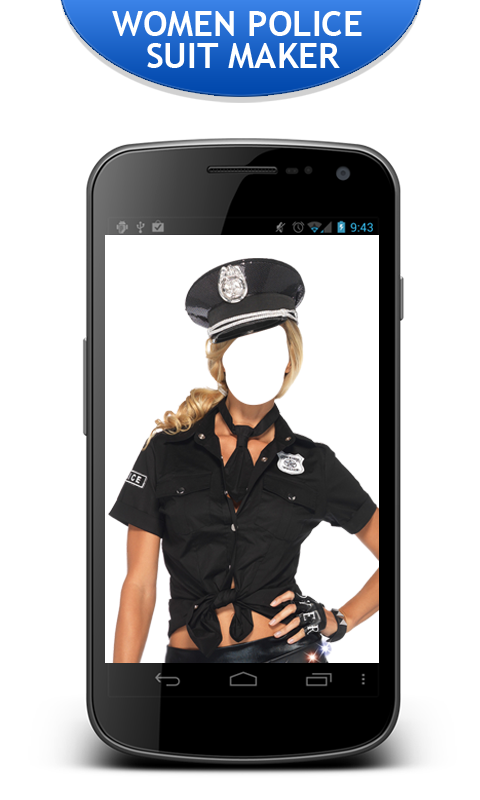 Women Police Suit Maker New- screenshot