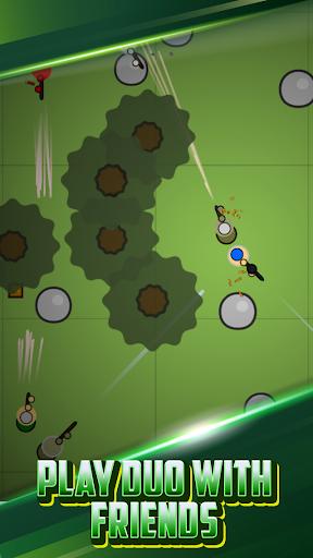 Code Triche surviv.io - 2D Battle Royale mod apk screenshots 2