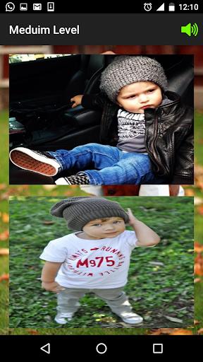 Tile Puzzle _ Kids Fashion