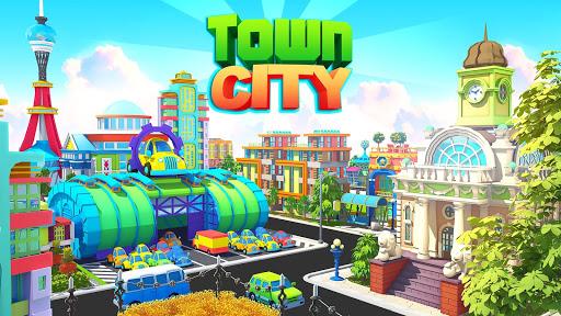 Code Triche Ville Ville - Village de Sim jeu Paradise APK Mod screenshots 1