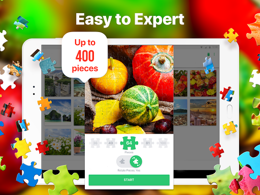 Jigsaw Puzzles screenshot 8