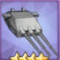 283mmSKC34三連装砲T3