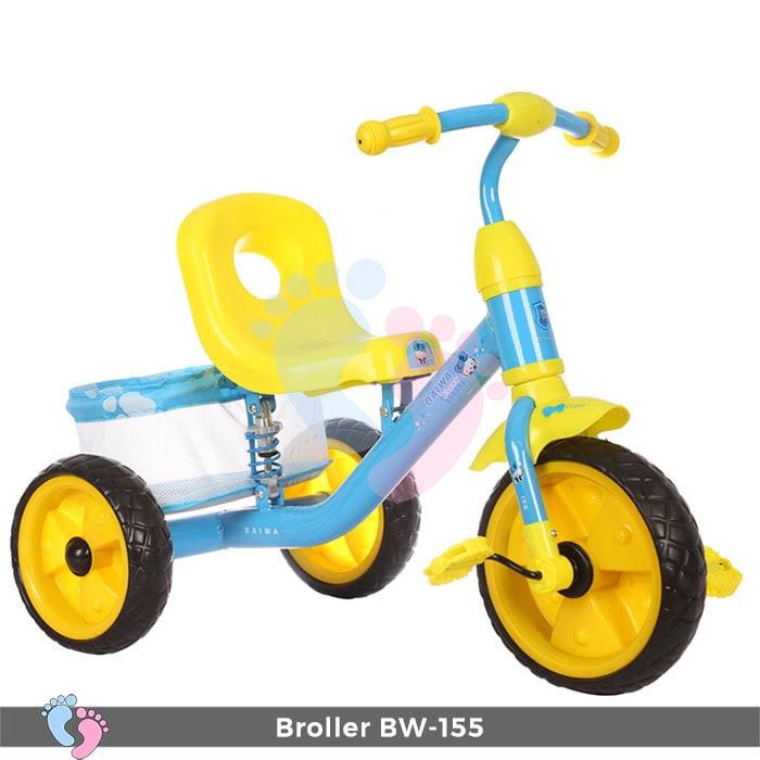 Xe đạp 3 bánh cho bé Broller XD3-155 5