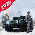 Off-road Jeep Drive-Winter Season Simulator icon