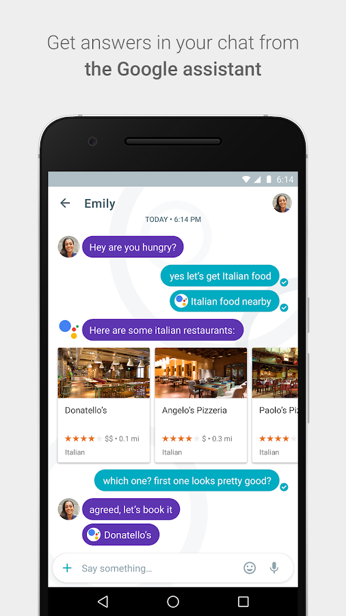 Google Allo - Android Apps on Google Play
