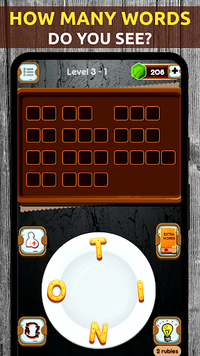 Mind Game - Word Connect Cookies Chef apkpoly screenshots 4