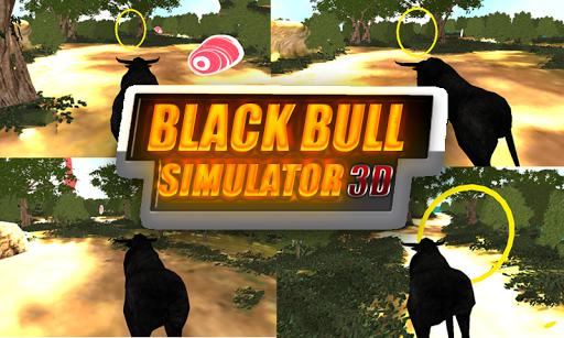 Wild Bull Simulator 3D
