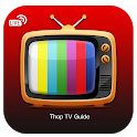 Thoptv Free - Live Cricket, TV Channels Guide icon