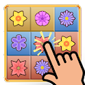 Flowers Match - Match 3 Puzzle Game icon