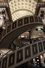 Photo: Staircase in Las Vegas Casino