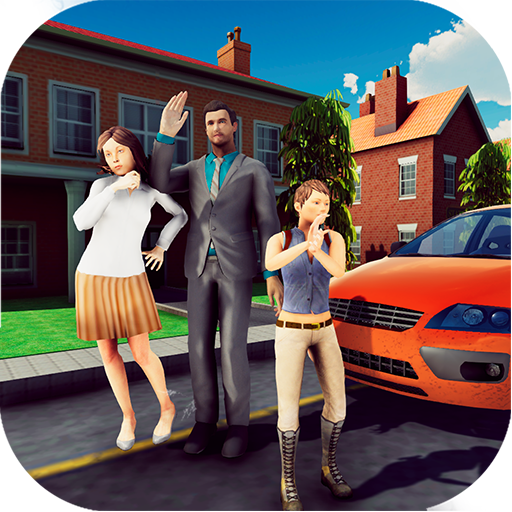 Family Dad Life: Dad Mom Simulator Games 2019 Android APK Download Free By UD Voxel