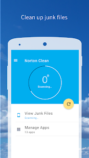 Norton Clean, Junk Removal Screenshot