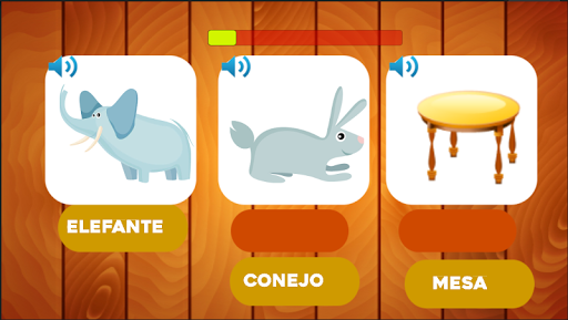 Juegos educativos para niu00f1os 1.4 screenshots 7