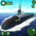 Submarine Driving Military Transporter Game icon