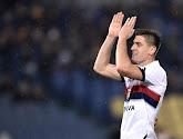 L'AC Milan a trouvé un accord pour la venue de Ksysztof Piatek