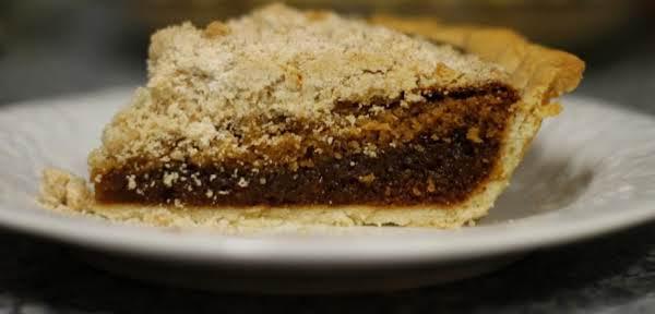 Shoo Fly Pie Recipe