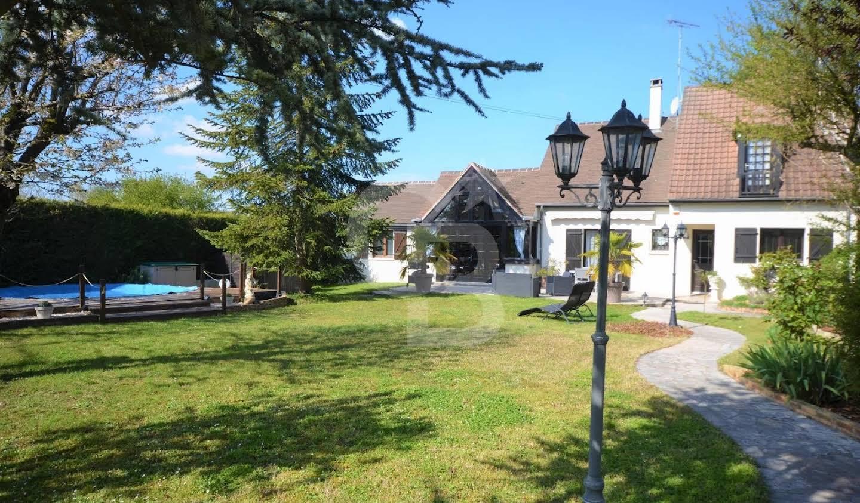 Maison avec jardin Mériel