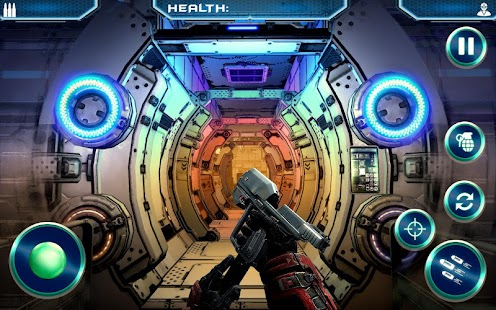 Escape from Wars of Star: FPS Shooting Games - náhled