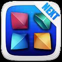 Next Cube 3D Theme icon