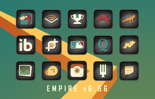 Empire Icon Pack screenshot 2